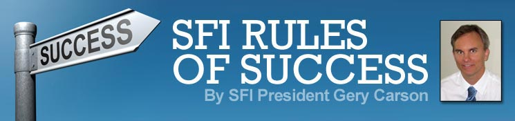 SFI Rules of Success