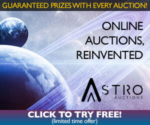 Online Auctions, reinvented